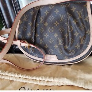 SOLD Authentic Louis crossbody